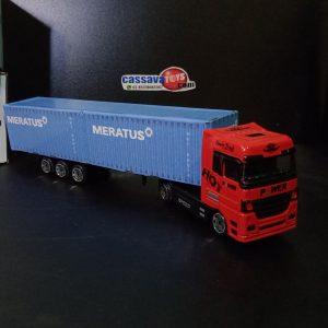 Meratus container diecast